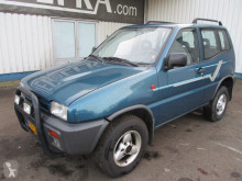 Voiture break occasion Nissan Terrano SLX 2.4E