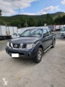 Nissan Navara 2.5 DDTI voiture 4X4 / SUV occasion