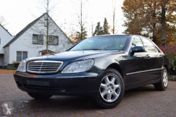 nc Mercedes-Benz S600 armored