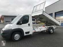 Utilitaire benne Peugeot Boxer 2.2 HDI Kipper
