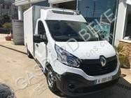 Utilitaire frigo Renault Trafic