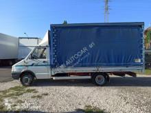 Furgoneta furgoneta furgón Iveco Daily 59E12 CENTINA+PEDANA