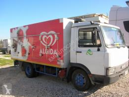 Iveco multi temperature refrigerated truck TURBOZETA 65-12