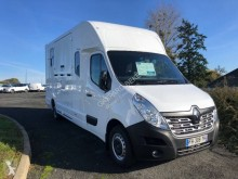 Hästtransport Renault Master 2.3 DCI