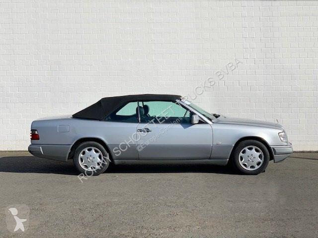 Zobaczyć zdjęcia Pojazd dostawczy Mercedes 200 E  Cabriolet E  Cabriolet Klima/eFH./NSW