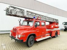 Camión MAN 635 H DL 4x2 635 H DL 4x2 Feuerwehr-Drehleiter Metz bomberos usado
