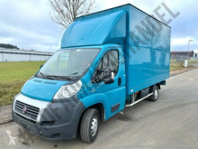 Fiat Ducato 2,3HPI - 130PS - Manual - Klima фургон б/у