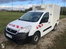 Peugeot Partner 1,6L HDI used negative trailer body refrigerated van
