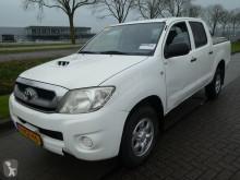 Toyota HiLux 2.5 d4d 4wd dc gebrauchter Pritsche bis 7,5t