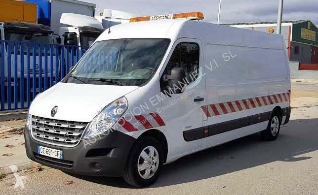 Voir les photos Véhicule utilitaire Renault Master Traction 125.35