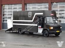 Van à chevaux Mercedes 811 D Horse Truck - Dutch registration - Privately owned