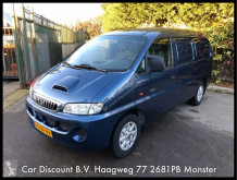Hyundai H 200 2.5TCI 100pk 206.199km NAP lange uitvoering fourgon utilitaire occasion