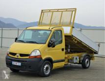 utilitaire benne tri-benne Renault