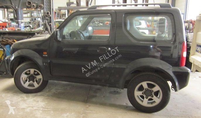 Voir les photos Véhicule utilitaire Suzuki Jimny