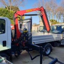 Isuzu N-SERIES 35 new two-way side tipper van