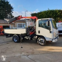 Isuzu two-way side tipper van N-SERIES 35