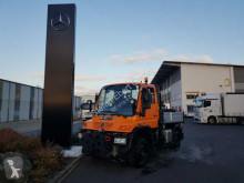 Used Camion Unimog U300 UNIMOG U300 4x4 Hydraulik Standheizung Klima