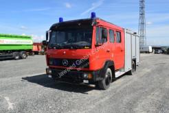 Camión Mercedes 1117 **Feuerwehr**TOP ZUSTAND** bomberos usado