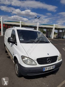 Mercedes Vito 109 CDI used positive trailer body refrigerated van