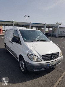 Furgoneta furgoneta frigorífica caja positiva usada Mercedes Vito 109 CDI