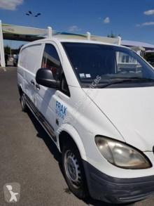 Mercedes Vito 109 CDI gebrauchter Kühlwagen bis 7,5t Frischdienst