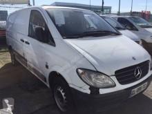 Mercedes Vito 109 CDI használt pluszhőmérsékletű hűtőkocsis felépítmény haszongépjármű hűtőkocsi