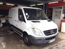 Used positive trailer body refrigerated van Mercedes Sprinter 310 CDI 37S