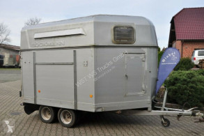 Böckmann Alu für 3 Pferde used light trailer