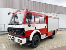 Camion Mercedes LK 1224 AF 4x4 LK 1224 AF 4x4 Doka, LF16/12 NSW pompiers occasion
