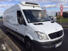 Used positive trailer body refrigerated van Mercedes Sprinter 309 43C 3T5