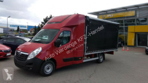 Opel curtainside van