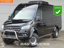 Minibus neuf Mercedes Sprinter 519 CDI 3.0 190PK 4x4 VIP Personenbus 21 Persoons Automaat A/C Towbar Cruise control