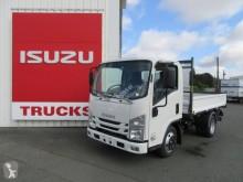 Isuzu three-way side tipper van