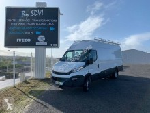 Fourgon utilitaire occasion Iveco Daily 35C13V15