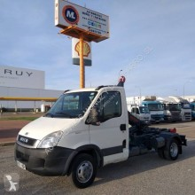 Iveco Daily 35C11 utilitaire ampliroll / polybenne occasion