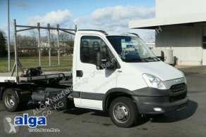 Véhicule utilitaire Iveco 40C/35 X-Tension/Tieflader/Rampe/112 Tkm./Euro 5
