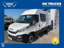Iveco Daily Fg 35C14V12 Cabine Approfondie 7 places - 21 900 HT fourgon utilitaire occasion
