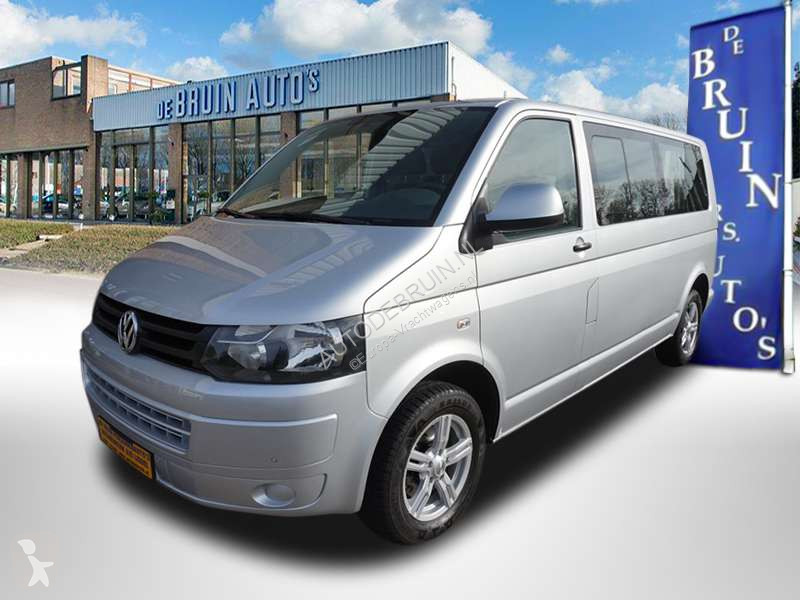 Voir les photos Véhicule utilitaire Volkswagen Transporter 2.0 TDI 140PK L2 Automaat Caravelle 9 persoons
