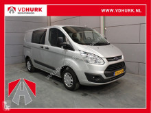 Fourgon utilitaire occasion Ford Transit € 302,- p/m* 2.0 TDCI Trend DC Dubbel Cabine Navi/Cruise/PDC/Airco/Stoelver