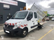 Utilitaire benne occasion Renault Master Propulsion 165 DCI