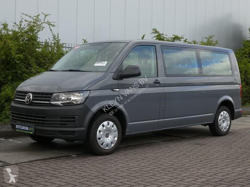Voir les photos Autobus Volkswagen Transporter 2.0 TDI l2 ac 9 pers