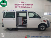 Fourgon utilitaire occasion Volkswagen T 5 TDI 4motion Regaleinbau Scheckheft TüV neu