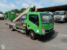 عربة نفعية Utilitaire Nissan Cabstar 35.11 WITH LIFT MULTITEL 16 M
