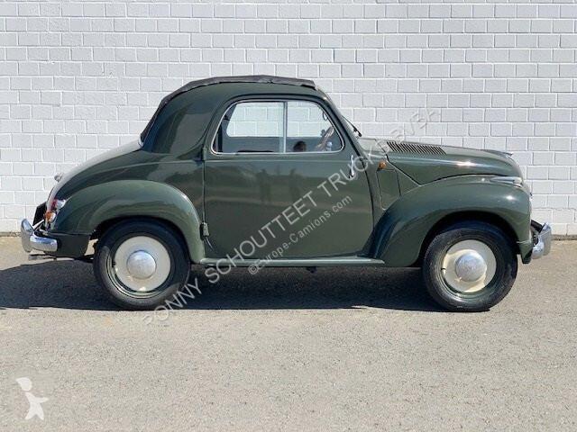 Voir les photos Véhicule utilitaire Fiat 500C Topolino 500C Topolino