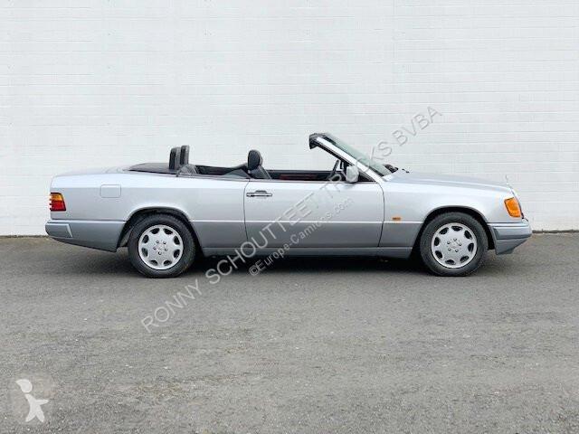 Voir les photos Véhicule utilitaire Mercedes 320 E  Cabrio E  Cabrio mehrfach vorhanden!