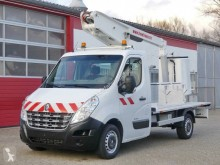 Utilitaire nacelle articulée Renault Master 125
