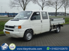 Utilitaire plateau Volkswagen Transporter 2.5 TDI pickup dubbel cabine