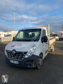 Utilitaire benne standard occasion Renault Master Propulsion 165 DCI