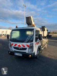 Renault Maxity 120.35 used telescopic platform commercial vehicle