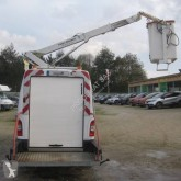 Used telescopic platform commercial vehicle Renault Master 100 DCI